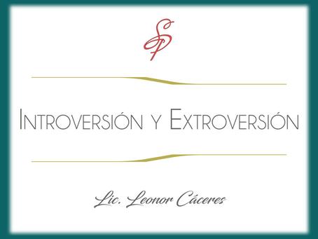 Introversión - Extroversión en Personas Altamente Sensibles