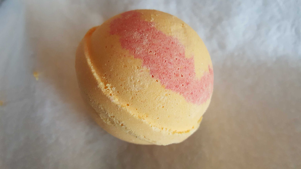 Lemon Drop Bath Bomb