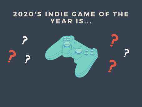 2020's Indie Game of the Year