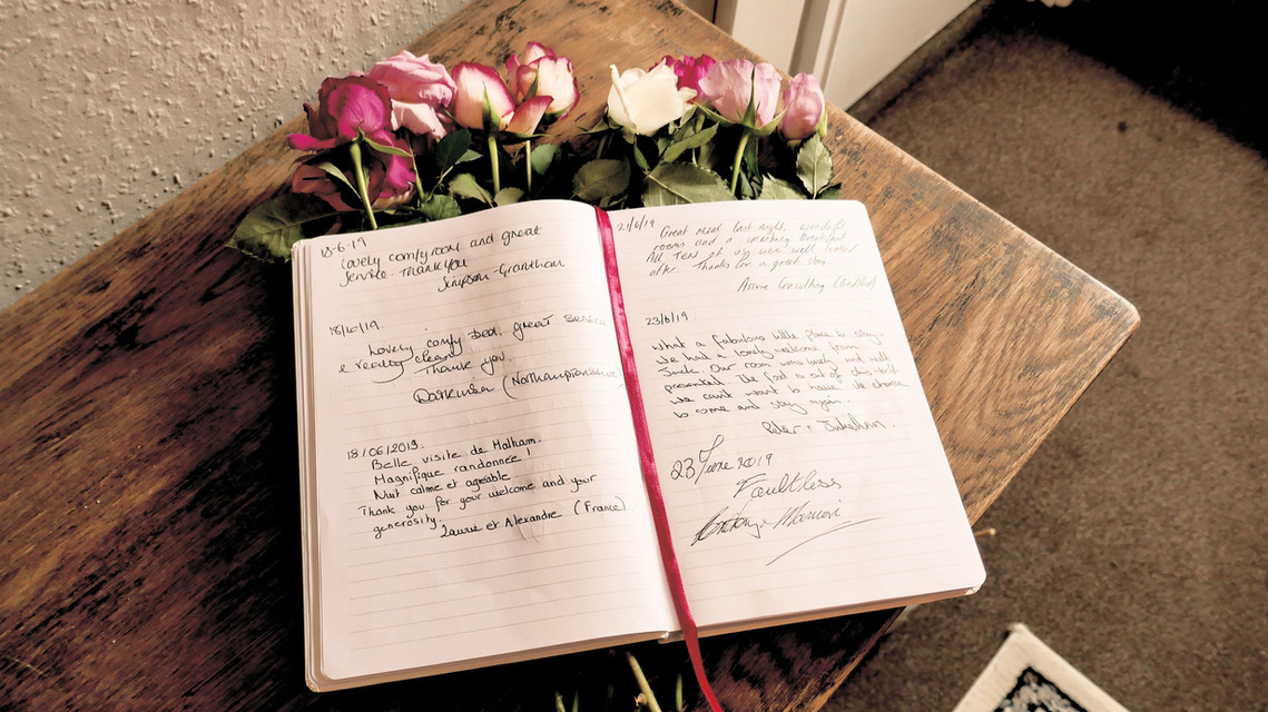 Our Guestbook 5