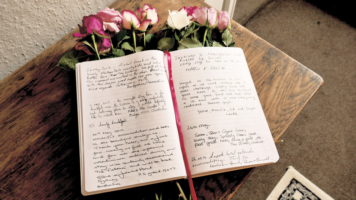 Our Guestbook 2