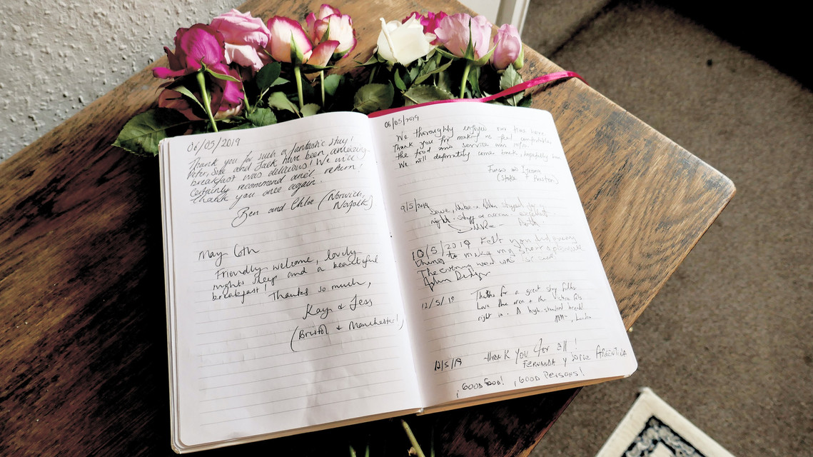 Our Guestbook 3