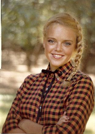 Melissa's college sorority photo