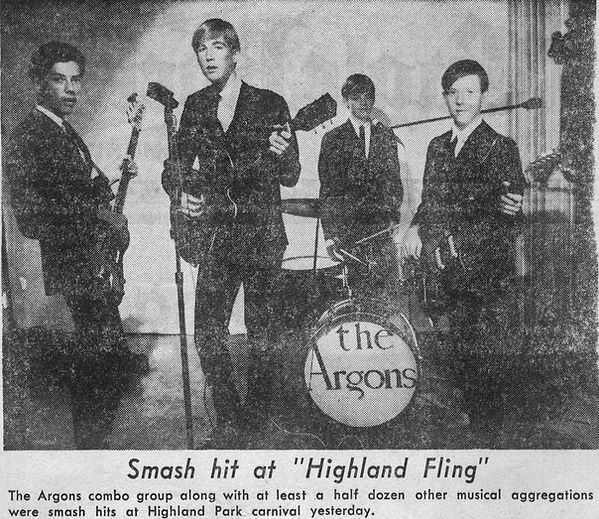 The Argons -  Highland Fling article 196