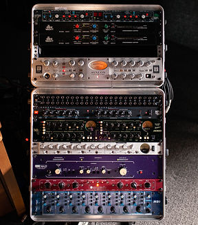 preamps outboard gear