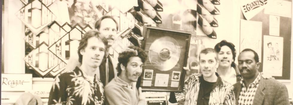 Original ROM posing w Gold Record 001.jp