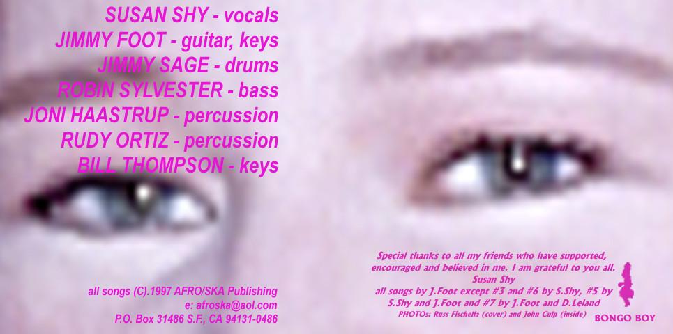 Susan Shy 1st album inside.jpg
