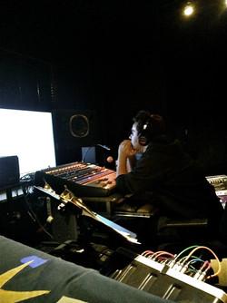 Studio Engineer Dominic Romano