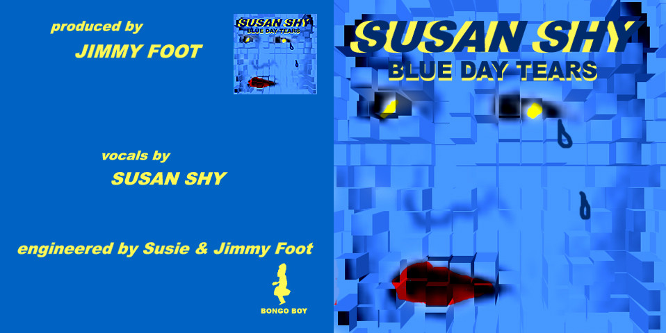 Susan Shy Blue Day Tears 2nd album.jpg