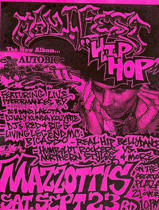 Mazzottis HipHop festival 2007 or so.jpg