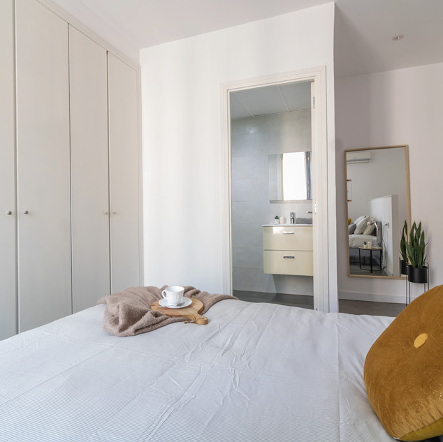 Home Staging para alquiler de temporada, Barcelona.