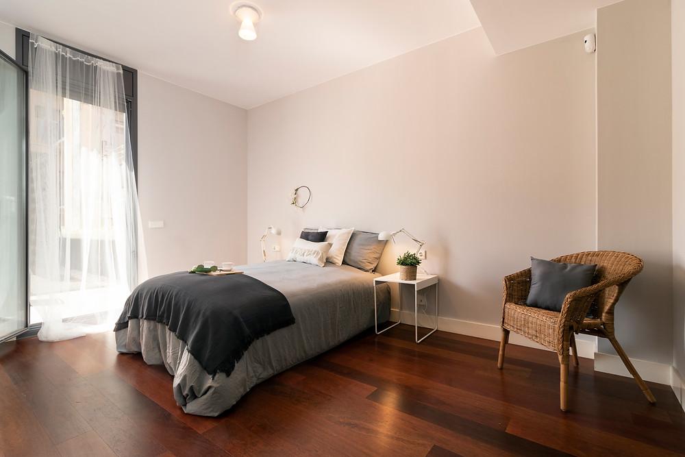 habitación con estilo