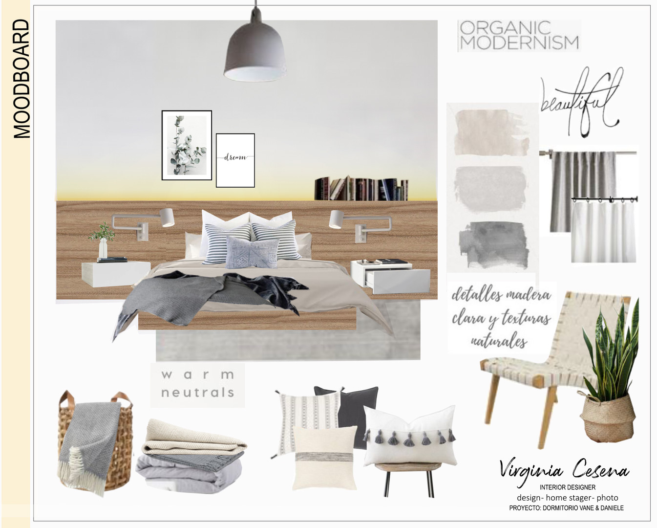 Moodboard suite