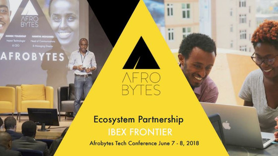 2018 AFRICAN TECH MARKETPLACE - AFROBYTES, PARIS JUNE 06-07, 2018