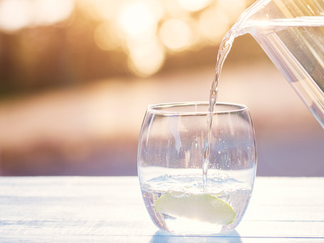 Importance of hydration before, during and after pregnancy