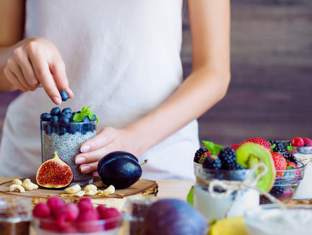 Benefits of a plant-based diet for mental health, immunity & recurrent miscarriages