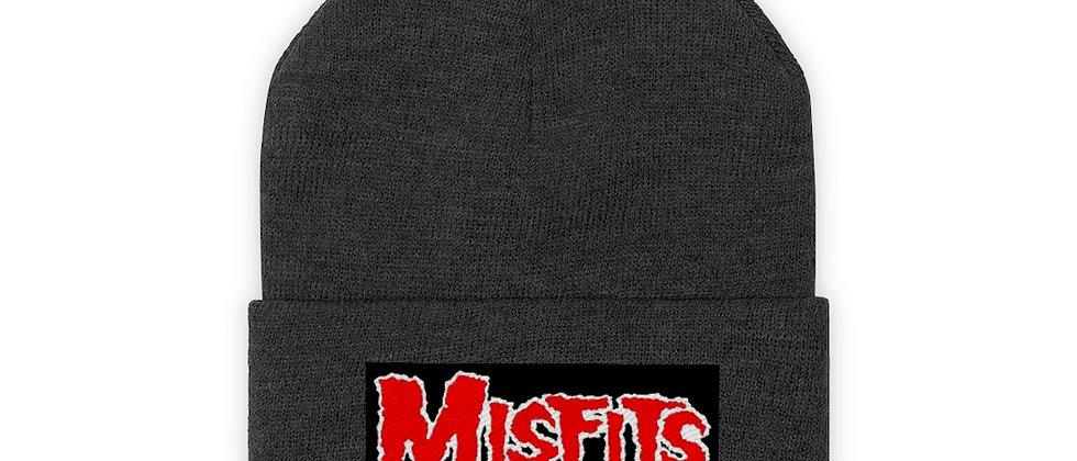 MISFITS Logo 3 Knit Beanie