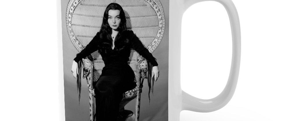 The Addams Family Morticia A. Mug 15oz