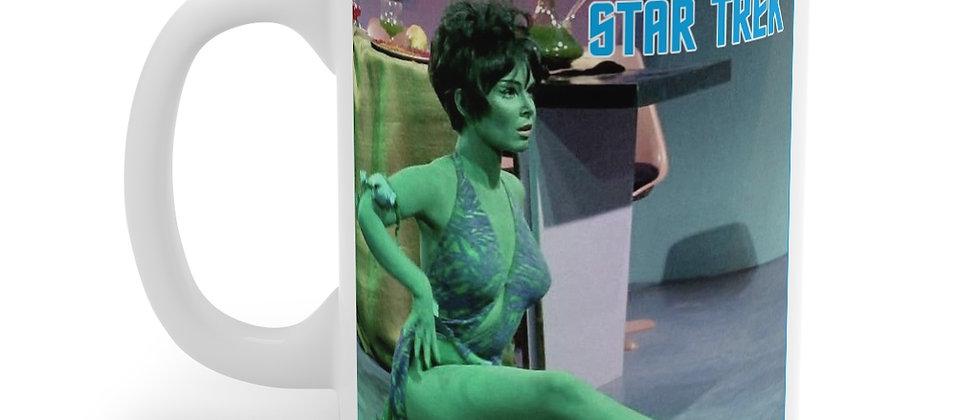 STAR TREK Marta Slave Girl Mug 11oz
