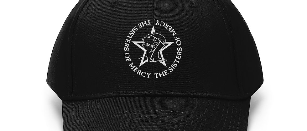 Sisters of Mercy Unisex Twill Hat