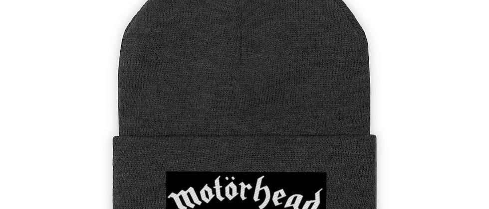 MOTORHEAD Logo Knit Beanie