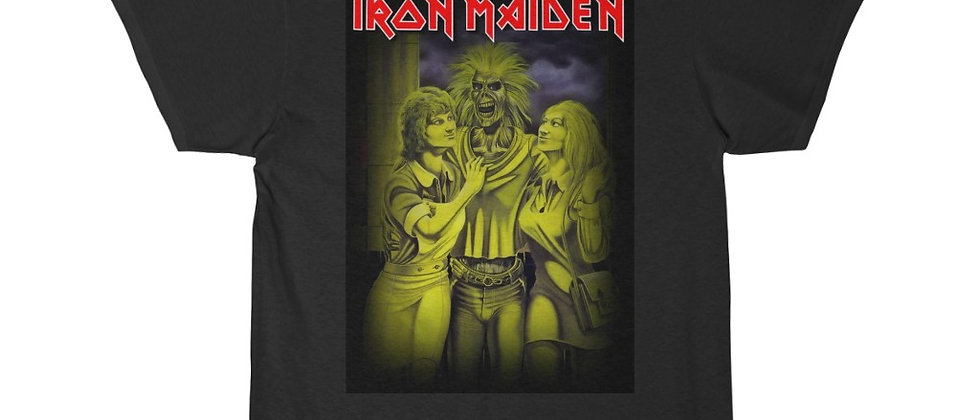 IRON MAIDEN Groupies Short Sleeve Tee