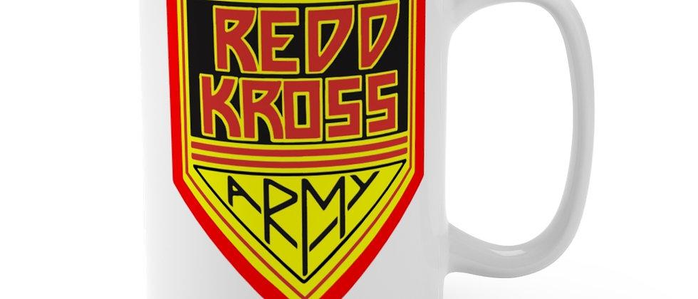 Redd  Kross Army Logo Mug 15oz