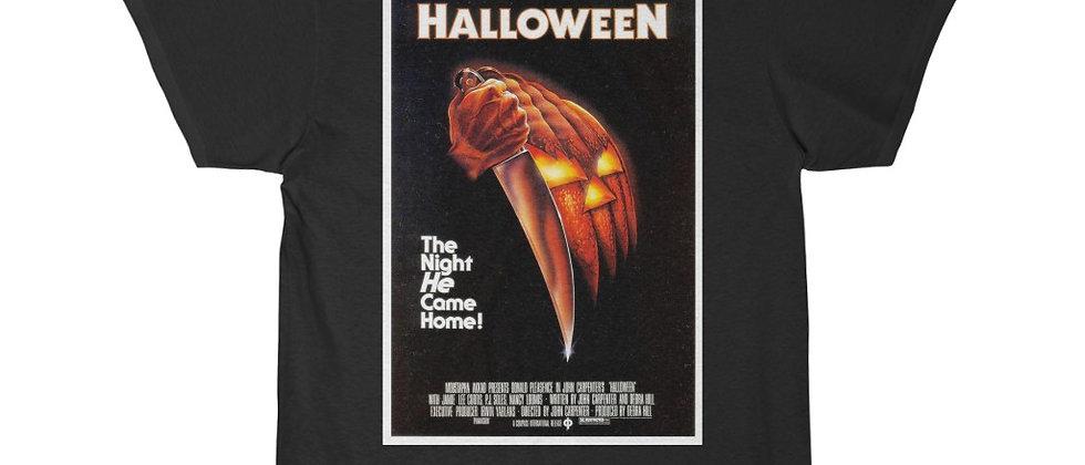 Halloween Movie Poster Short Sleeve Tee