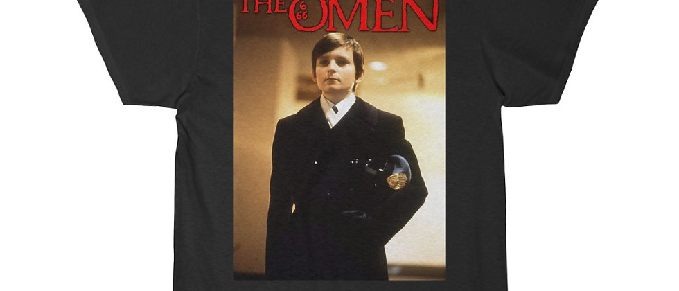 Damian The Omen 2 Short Sleeve Tee
