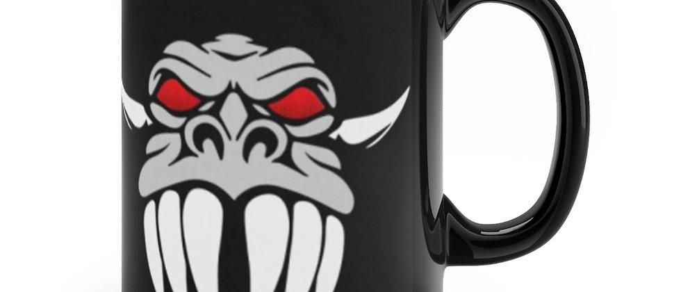 KISS GENE'S Demon Boots Black mug 11oz