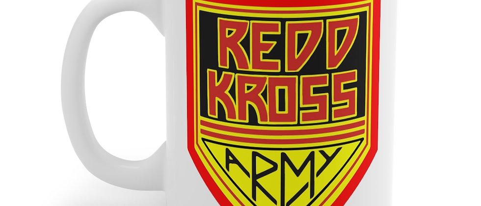 Redd  Kross Army logo  Mug 11oz