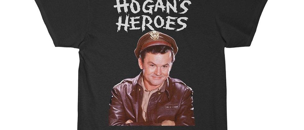 HOGAN'S HEROES Col. Hogan Bob Crane Short Sleeve Tee