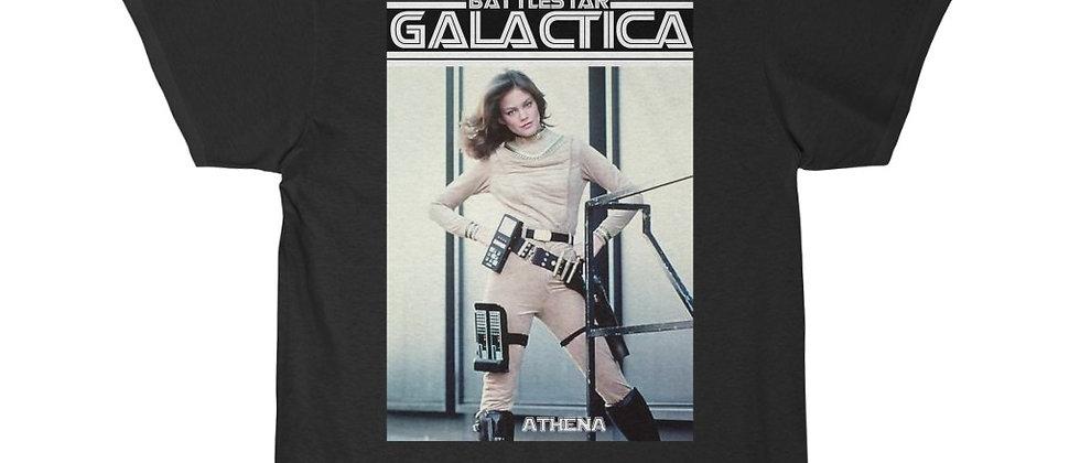 Battlestar Galactica Athena Short Sleeve Tee