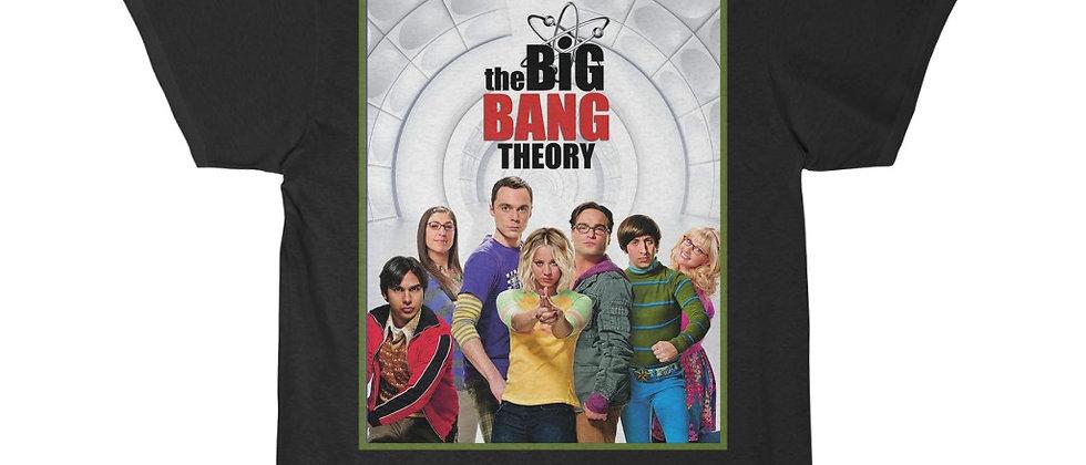 The Big Bang Theory tv show Short Sleeve Tee