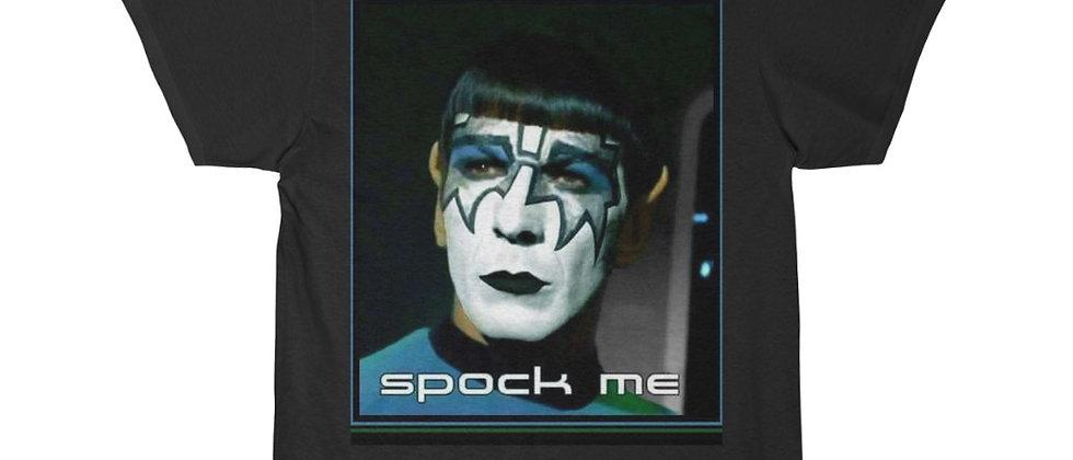 Star Trek Mr Spock SPOCK ME Men's Short Sleeve Tee
