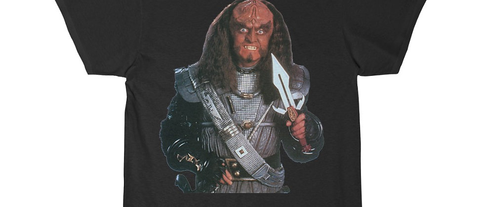Gowron of STAR TREK  Short Sleeve Tee