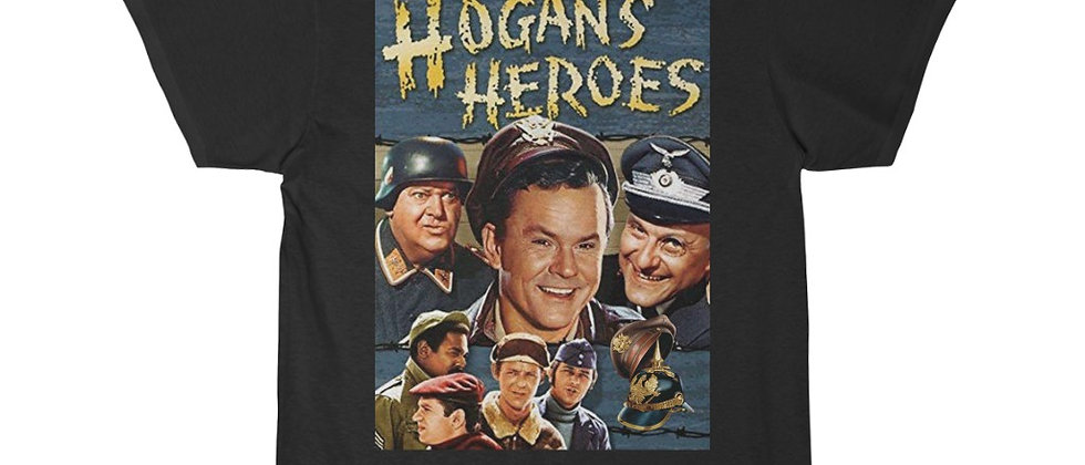 HOGAN'S HEROES TV Series Short Sleeve Tee