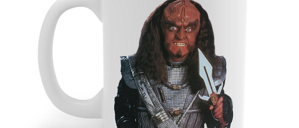 Star Trek TNG Gowron Mug 11oz