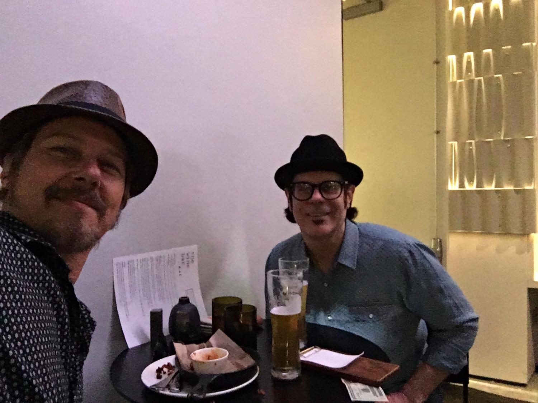 Rick and Rick!