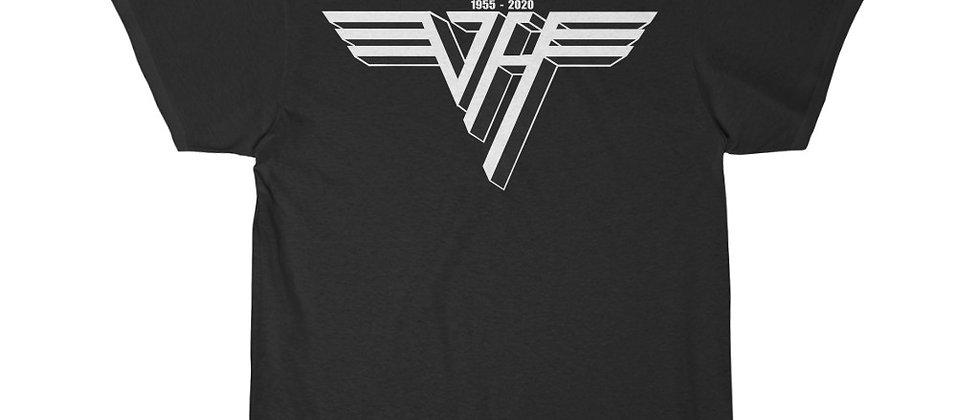 Eddie Van Halen VH 1955 - 2020  Men's Short Sleeve Tee