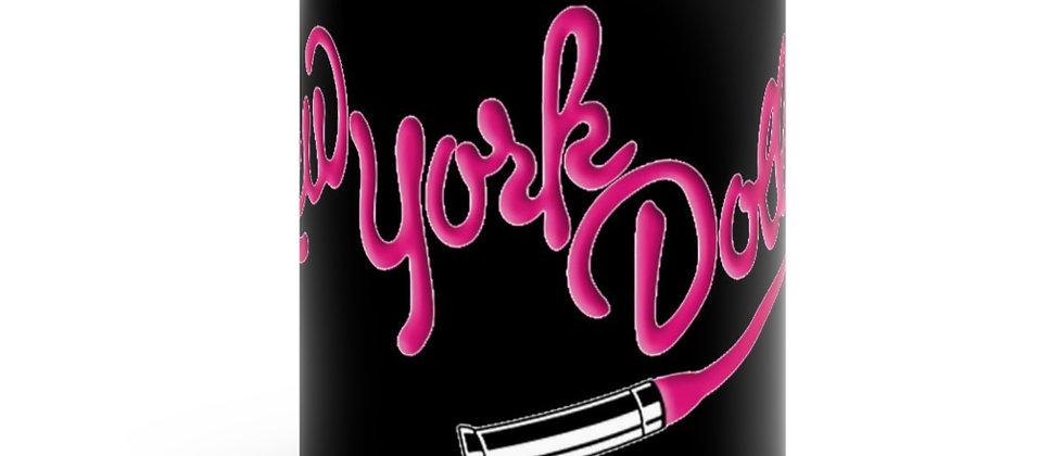 New York Dolls mug 11oz