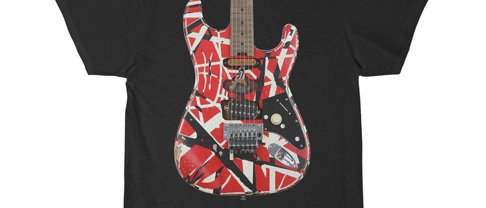 Eddie Van Halen Frankenstein Guitar t-shirt