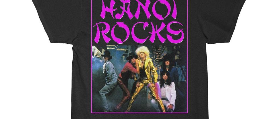 Hanoi Rocks Tragedy Short Sleeve Tee