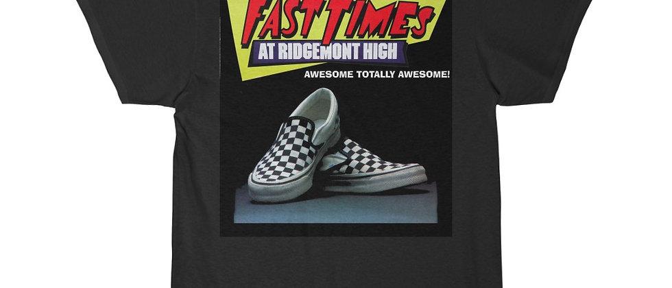 Fast Times At Ridgemont High Vans Men's Short Sleeve T Shirt