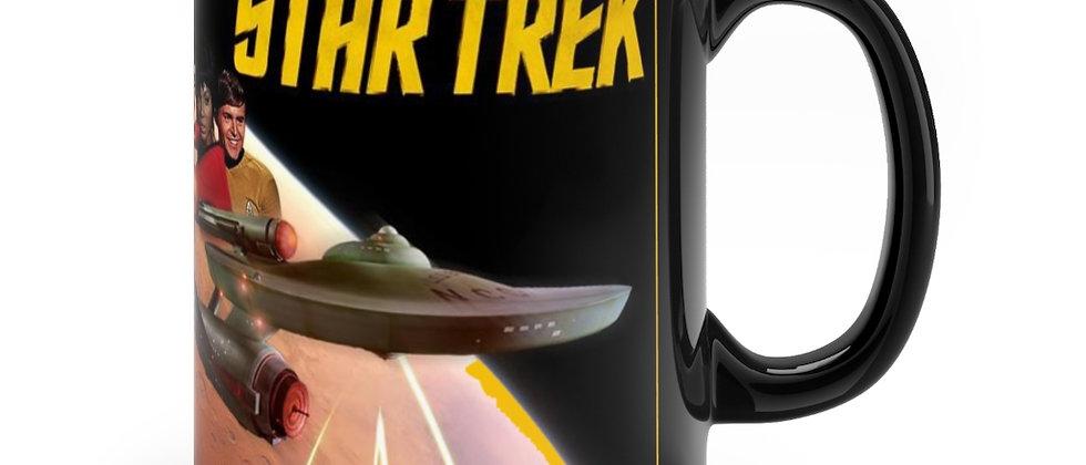 STAR TREK TOS mug 11oz
