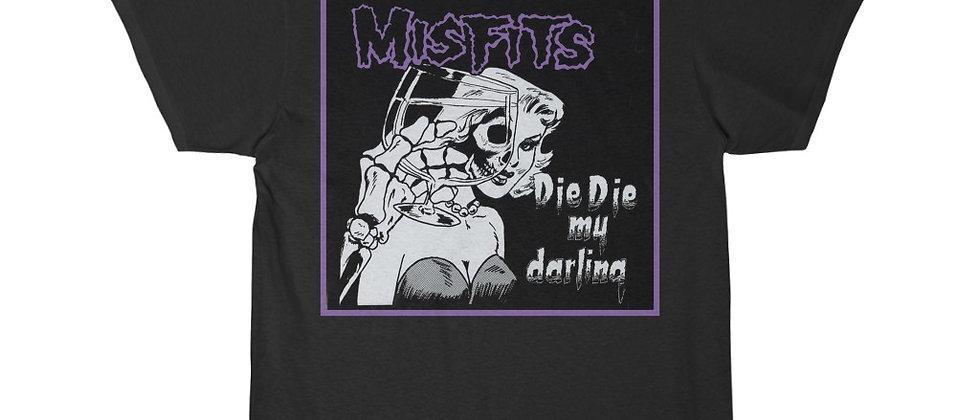 MISFITS, DIE DIE MY DARLING, PUNK, HEAVY METAL, DANZIG