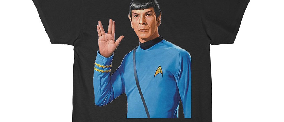 Star Trek Mr. Spock Short Sleeve Tee
