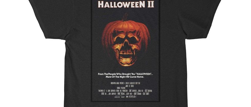 Halloween 2 Movie Poster Short Sleeve Tee