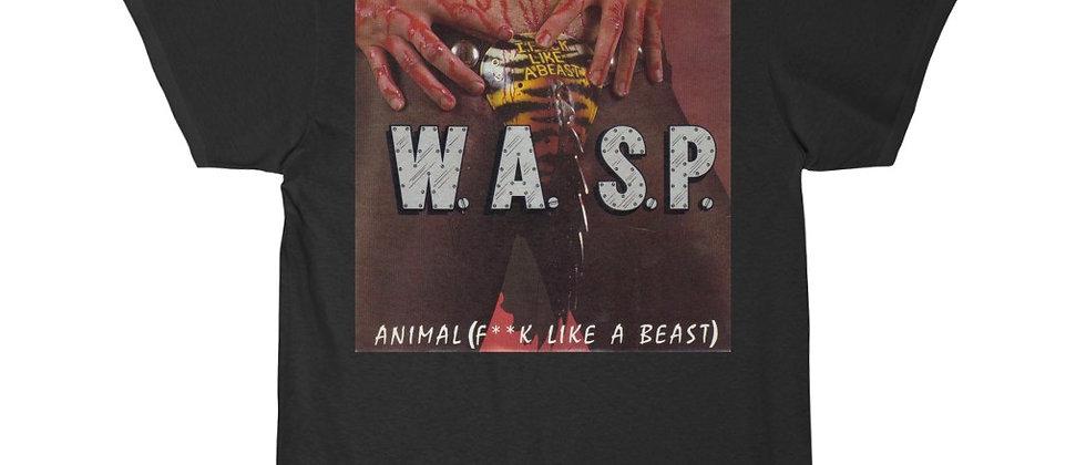 WASP Animal ep Sawblade Men's Short Sleeve T Shirt