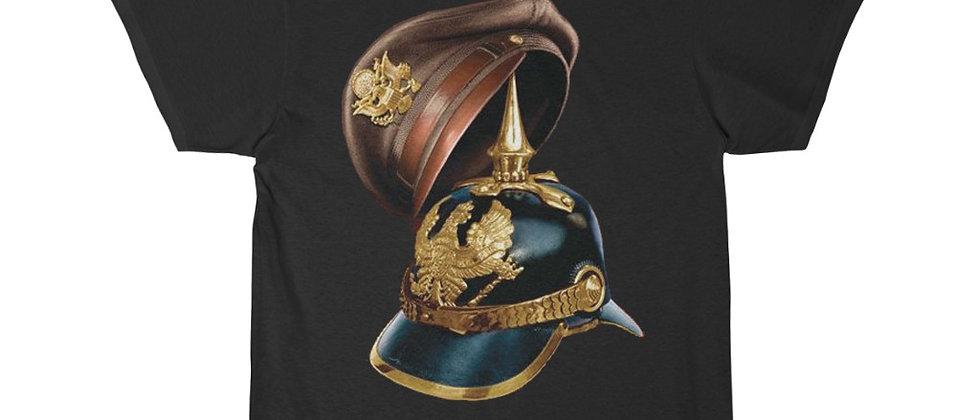 Hogan's Heroes Helmets  Short Sleeve Tee